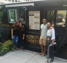 Brooklyn Sandwich Co. - Home | Facebook File2018 New York Eprix Td Saturday 052 Food Trucksjpg Brooklynites And Visitors Partake Of Various Cuisines At Food Trucks Health Department Will Rate Citys Carts Iron Clad Zone Mexicue Truck City Brooklyn Nine Trucks Hit 10 Cities Around The Country Jani Bizjak Association Thel Liberty Warehouse Brooklyn Popcorn On Promenade In Dumbo Ny Stock Photo 59808107 Alamy Sisig Boyz Bay Mi Roaming Hunger Nyc Summer Festivals