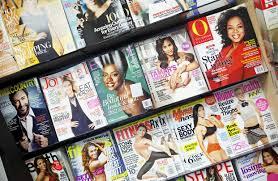 Print Magazine Sales Decline In 1st Half Of 2014