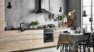 bois cuisine cuisine bois des cuisines tendance copier c t maison photo en