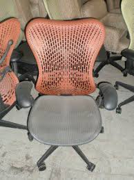 Herman Miller Mirra Chair Used by Used Seating