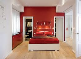 Marvelous Red Bedroom Decor Model Is Like Apartment Decorating Ideas Fresh At 48 Samples For Black White And 45