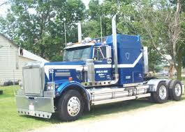 Blue... | Western Star | Pinterest | Western Star Trucks, Semi ... Alaharma Finland August 12 2016 Image Photo Bigstock Classic Semi Truck Classic Trucks Pinterest Semi Stepping Stone 1940 Chevrolet Truck Autocar Duel Youtube White Color And Trailer With Chrome Standig Intertional For Sale On Classiccarscom Large Popular With Chrome Accents Highway 2005 Freightliner Fld132 Xl Item D2395 1956 Mack B61 Trucks Trailers 1 Photos Of Old Kenworth The Best Big Rigs Classics Autotrader