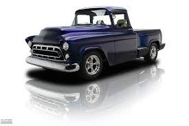 132713 1957 Chevrolet Stepside RK Motors Classic Cars For Sale