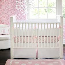 Classic Baby Girl Bedding Traditional Crib Bedding for Girls