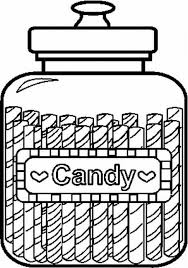 Coloring Page For Kids And Adults From Food Fruits Pages Candy