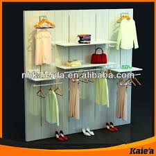New Arrive Fashion Shop Clothing Display Ideas