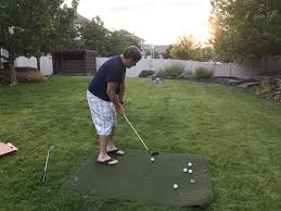 Backyard Practice Session! : Golf Vermont Custom Nets Golf Backyard Set Home Outdoor Decoration Tour Greens Putting Sklz Quickster Range Net And Glide Pad Igolfreviews What Dads Do To Satisfy Their Love Of Family For Upc Jef World Of Personal Practice Pictures With If You Are Looking Golf Practice Net Reviews Then Have Chipping Course Images On Amazing Mini Cages And Impact Panels Indoor Synlawn Itallations Pics Mesmerizing Green Neave Sports