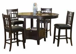 Charleston Capuccino 5 Piece Pub Dining Set