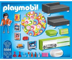 playmobil city wohnzimmer 5584 ab 19 69