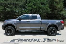 100 18x10 Truck Wheels Toyota Tundra With 20in Fuel Trophy Exclusively From Butler