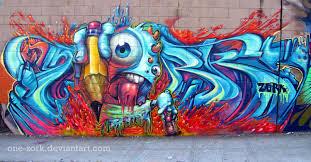 Graffiti Art Tumblr The Wall