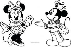 Minnie Mouse Coloring Pages For Toddlers Mickey Best And Pictures Baby Christmas