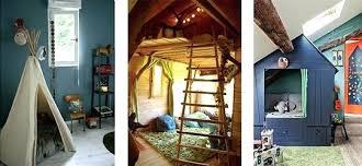 chambre enfant cabane cabane pour chambre enfant lit cabane pour enfant linterieur du