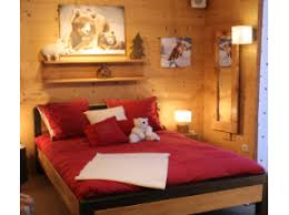 meubler sa chambre dans le plus pur style deco de montagne