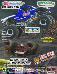 Billings No Limits Monster Trucks With Bigfoot- Monster Truck ...
