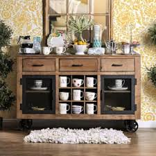 Awesome Dining Room Inspiration And Also Rustic Buffets Sideboards China Cabinets For Less Overstock Com