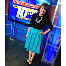 News Anchor Outfit It Was A Bit Chilly So This Cute Office Look For The Day