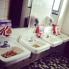 Bathroom Stall Prank Ghost by 10 Amazing Senior Prank Ideas That Will Help You End High