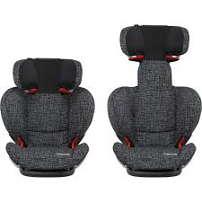 siege rodi air protect maxi cosi rodifix airprotect car seat black grid preciouslittleone