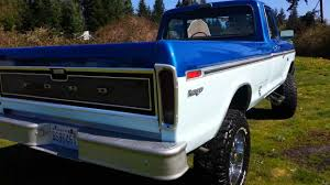 1976 Ford F250 Preview - YouTube 1976 Ford Truck Brochure Fanatics 1971 F100 4x4 Highboy Shortbox 4spd Trucks Pinterest 76 F250 Hb Ranger Sweet Classic 70s Trucks F150 Classics For Sale On Autotrader Is The 2018 Motor Trend Of Year Wagn Tales Truck Se Flickr No Respect Feature Truckin Magazine This Is Close To Perfection Fordtruckscom