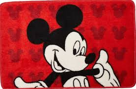Fantastic Mickey Mouse Kitchen Rug Mickey Mouse Rug