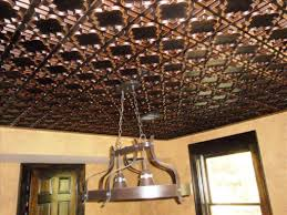 Fasade Glue Up Decorative Thermoplastic Ceiling Panels by Copper Ceiling Tiles Unique Loccie Better Homes Gardens Ideas