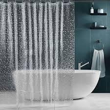 rot schwarz bad vorhang für badezimmer badewanne