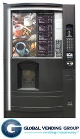 National 637 Coffee Vending Machines