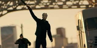 Purge Masks Halloween City by The Voracious Filmgoer Devils U0027 Night The Purge Anarchy