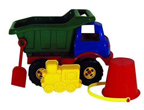 Water Sports ItzaSand Truck & Toys Sand Toy 81062-5