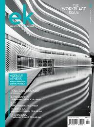 100 Isv Architects Ek Magazine 236 April 2019