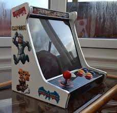 Mini Arcade Cabinet Kit Uk by Game Elf 619in1 Jamma Amazing Mame Alternative Emulation As You