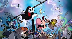 Ernest Saves Halloween by Irwin The Grim Adventures Of Billy And Mandy Wiki Fandom
