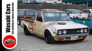 100 Datsun Truck RataDat Double Two Nissan S In One