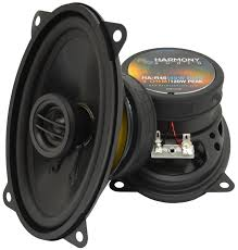 100 Truck Speakers Chevy CK Full Size 8894 Speaker Upgrade Harmony 2R46