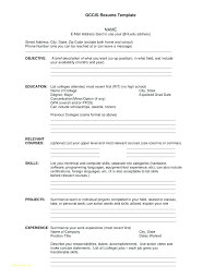 Resume Templates Libreoffice Network Security Sample And Template Writer