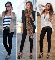 Jeans Outfits Ideas For Women