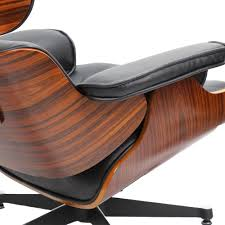 Eames Lounge Chair Black + Ottoman Eames Lounge Chair Black Ottoman Lounge Chair Replica Modterior Usa White Edition New In More Just Design 100 Leather High Quality Style And Black Palisander Herman Miller Designer Fniture Eames Style Storage Unit Walnut Cheap Excellent Vitra Collector Chicicat Alinum Group With
