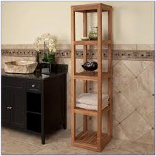 Bathroom Linen Tower With Hamper by Bathroom Linen Tower With Hamper Bathroom Home Decorating