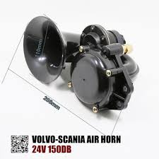 12 24V 150DB Electric Air Horn For Volvo Truck Scania Truck Super ... Mtb Mountain Road Cycling Bicycle Alarm Bell Bike Horn 14 Chrome Car Train Truck Air Electric Solenoid Valve Stebel Nautilus Compact 12volt 300hz Deep 110d Lorry Trumpet Scania Volvo Daf Man Iveco 3d Model Duplex Airhorn Cgtrader Rin 12v Boat 178db Compressor Dual Tone 194856 F1 F100 Ford Retrolook Chrome Exterior 14inch Metal Pcwizecom Truhacks Model 411 Single Roof Mount Kleinn Horns By Grover Emergency Marine