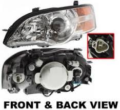 subaru legacy parts 2006 subaru legacy headlight assembly clear