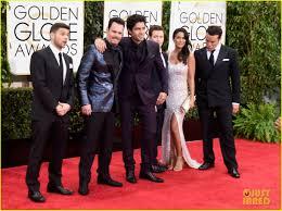 Halloweentown 2 Full Cast by Entourage U0027 Cast Steps Out Together At Golden Globes 2015 Photo