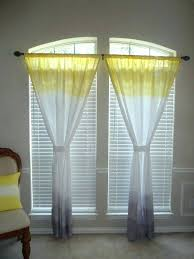 grey and yellow curtains rabbitgirl me