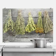 spritzschutz aus esg sicherheitsglas für küche herd wall