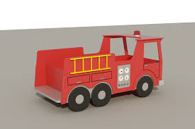 Build Your Own Childs Single Firetruck Bed (DIY Plans) Fun To Build ... Fire Truck Bed Wood Plans Wooden Thing Firefighter Dad Builds Realistic Diy Firetruck For His Son Bedroom Bunk Inspiring Unique Design Ideas Twin Kiddos Pinterest Trucks With Tents Home Download Dimeions Usa Jackochikatana Size Woodworking Plan Bed Trucks Child Bearing Hips The Incredible Make A Toddler U Thedigitalndshake Engine Back Casen Alex Engine Loft Beds Fire