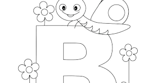 Likeable Coloring Pages Springtime A9544 Free Printable Sheets Spring Alphabet