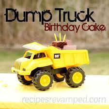 100 Truck Birthday Cakes Yellow Dump Cake Recipes Revamped