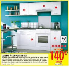 cuisine composer meuble de cuisine en kit brico depot bas d p t homewreckr co