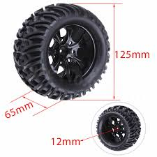 100 Tires For Trucks Detail Feedback Questions About 4 Pieces RC Wheels Monster