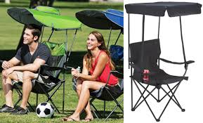 Custom Canopy Chair For Game Day! - Captiv8 Promotions